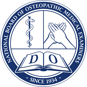 National Board of Osteopathic Medical Examiners logo